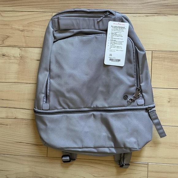 NWT lululemon backpack